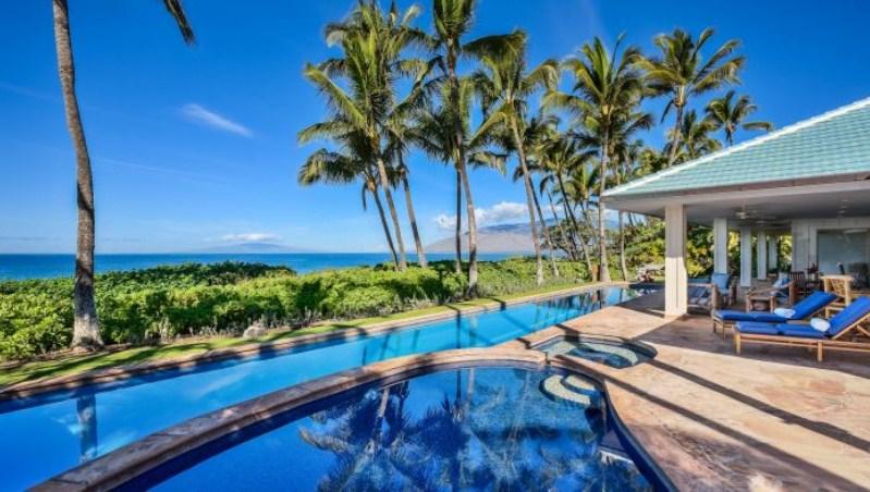 Дома для отпуска на Мауи