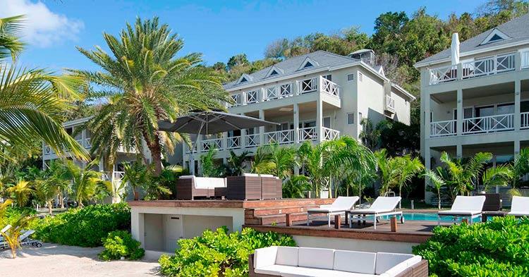 Обзор домов для отпуска на Карибах